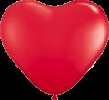 Srce Lateks - 15 cm
